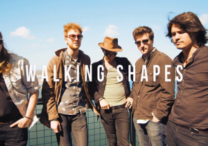WalkingShapes